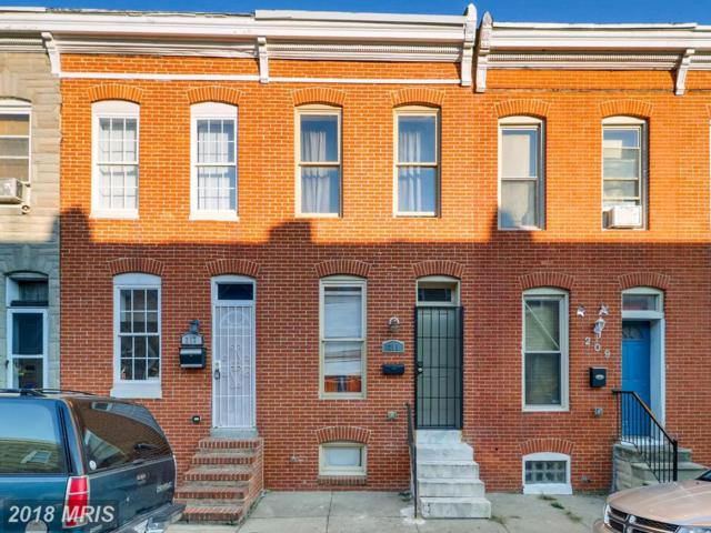 209 Belnord Avenue, Baltimore, MD 21224 (#BA10088523) :: Pearson Smith Realty