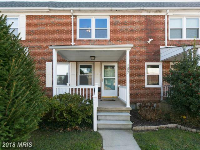 1327 Roland Heights Avenue, Baltimore, MD 21211 (#BA10107881) :: Pearson Smith Realty