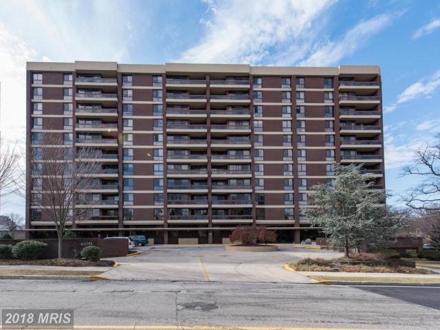 4100 Charles Street #706, Baltimore, MD 21218 (#BA10157261) :: The Bob & Ronna Group