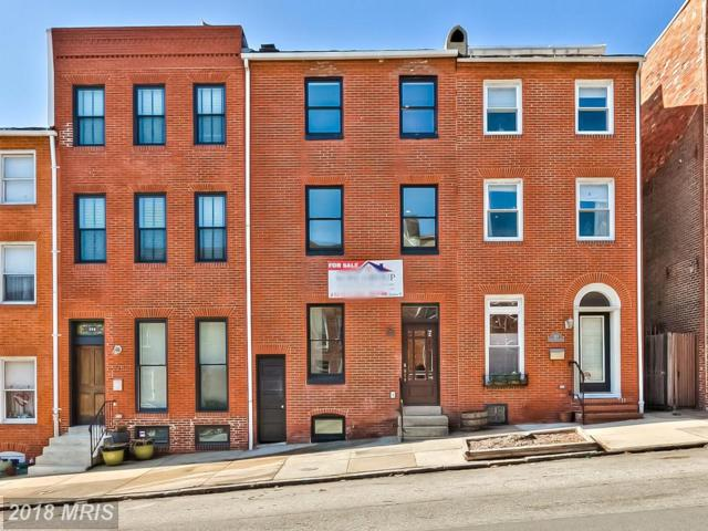 226 Washington Street S, Baltimore, MD 21231 (#BA10165616) :: SURE Sales Group