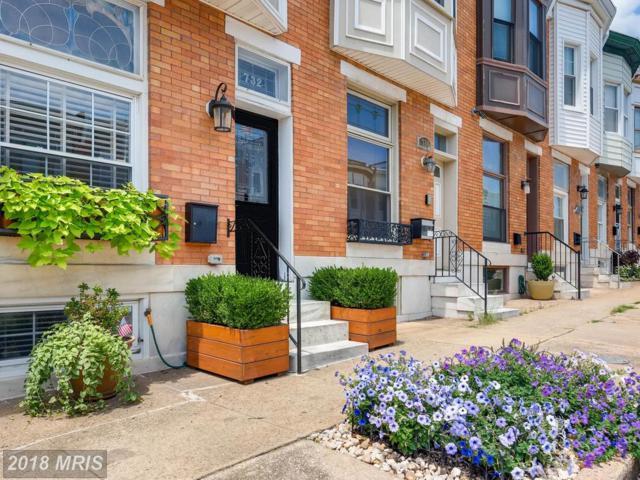 732 Potomac Street, Baltimore, MD 21224 (#BA10298426) :: Bob Lucido Team of Keller Williams Integrity