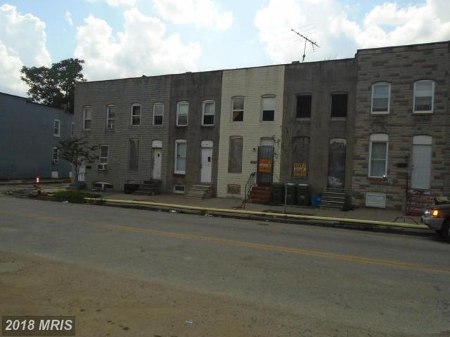 316 Payson Street, Baltimore, MD 21223 (#BA10315850) :: SURE Sales Group