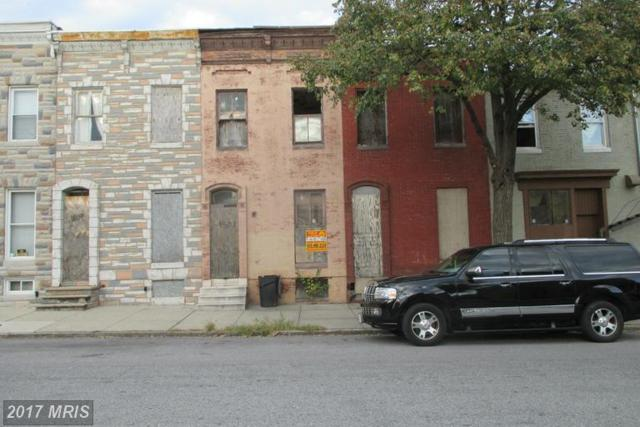 1807 Division Street, Baltimore, MD 21217 (#BA8774453) :: Pearson Smith Realty