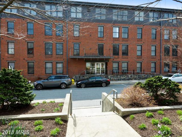 2007 Clipper Park Road #323, Baltimore, MD 21211 (#BA9013689) :: Pearson Smith Realty