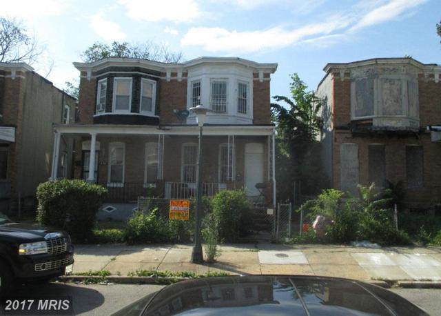 3118 Woodland Avenue, Baltimore, MD 21215 (#BA9693643) :: LoCoMusings