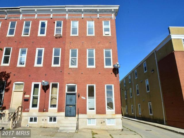 1612 Lexington Street, Baltimore, MD 21223 (#BA9787484) :: Pearson Smith Realty