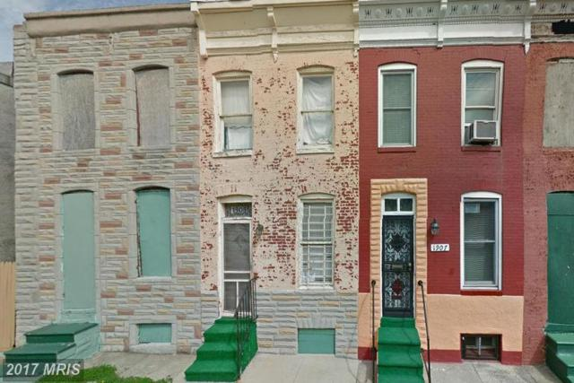 1909 Etting Street, Baltimore, MD 21217 (#BA9810248) :: Pearson Smith Realty