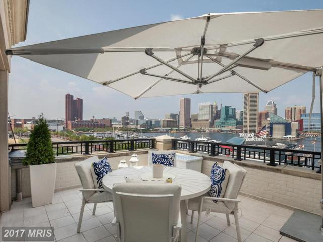 801 Key Highway P-10A, Baltimore, MD 21230 (#BA9857261) :: Pearson Smith Realty