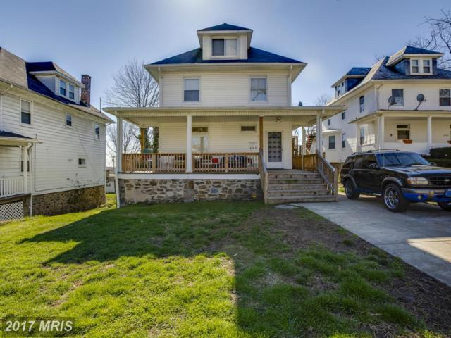 3209 Vickers Road, Baltimore, MD 21216 (#BA9874122) :: Pearson Smith Realty