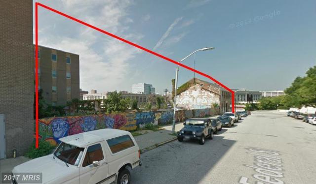 1539 Calvert Street, Baltimore, MD 21202 (#BA9909096) :: Pearson Smith Realty