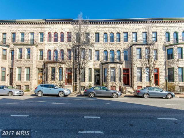 1707 Saint Paul Street, Baltimore, MD 21202 (#BA9914403) :: LoCoMusings