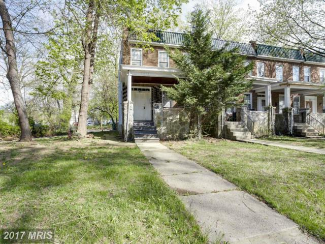 3913 Gwynn Oak Avenue, Baltimore, MD 21207 (#BA9919611) :: LoCoMusings