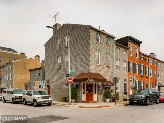 301 Exeter Street S, Baltimore, MD 21202 (#BA9938219) :: LoCoMusings