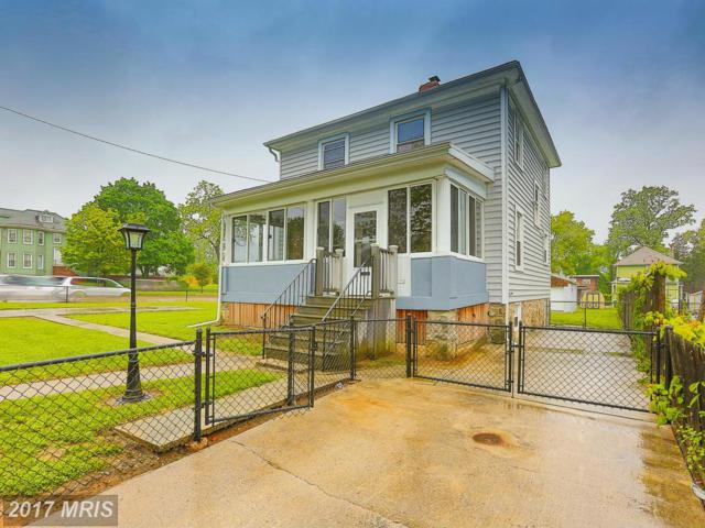 5602 Narcissus Avenue, Baltimore, MD 21215 (#BA9947959) :: The Gus Anthony Team
