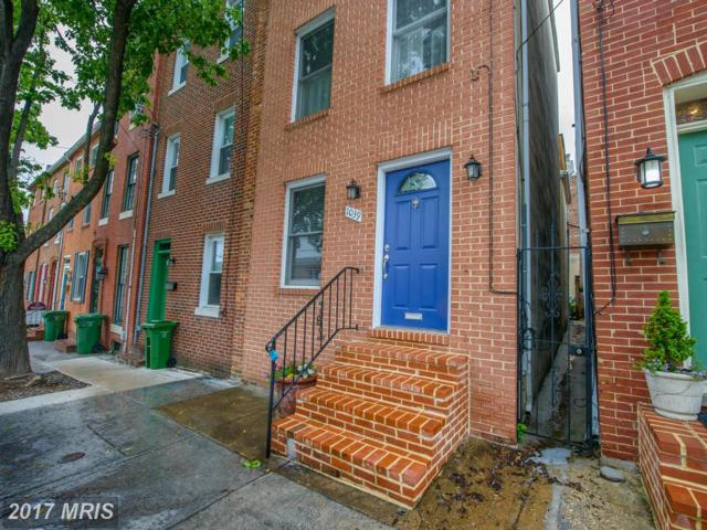 1039 William Street, Baltimore, MD 21230 (#BA9953960) :: Pearson Smith Realty