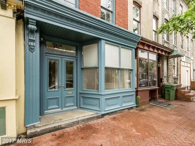 38 Carrollton Avenue, Baltimore, MD 21223 (#BA9958487) :: Pearson Smith Realty