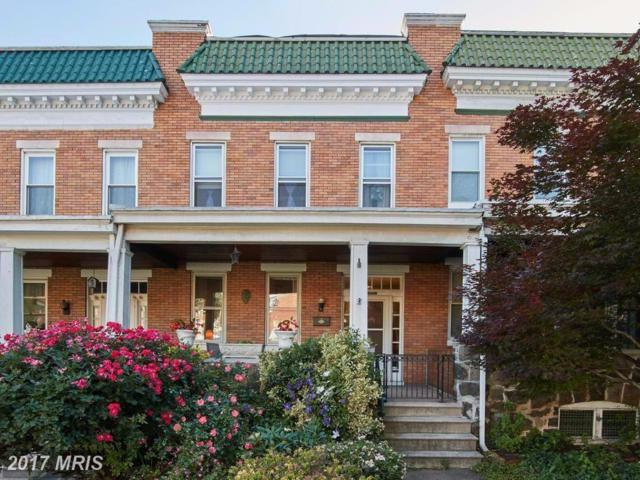 4218 Falls Road, Baltimore, MD 21211 (#BA9965176) :: Pearson Smith Realty