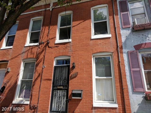 778 Carroll Street, Baltimore, MD 21230 (#BA9967946) :: Pearson Smith Realty