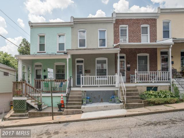 603 Harding Place, Baltimore, MD 21211 (#BA9971606) :: Pearson Smith Realty