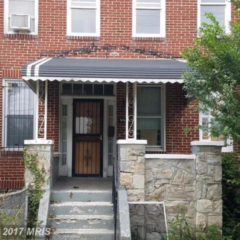 4417 Pimlico Road, Baltimore, MD 21215 (#BA9980666) :: LoCoMusings