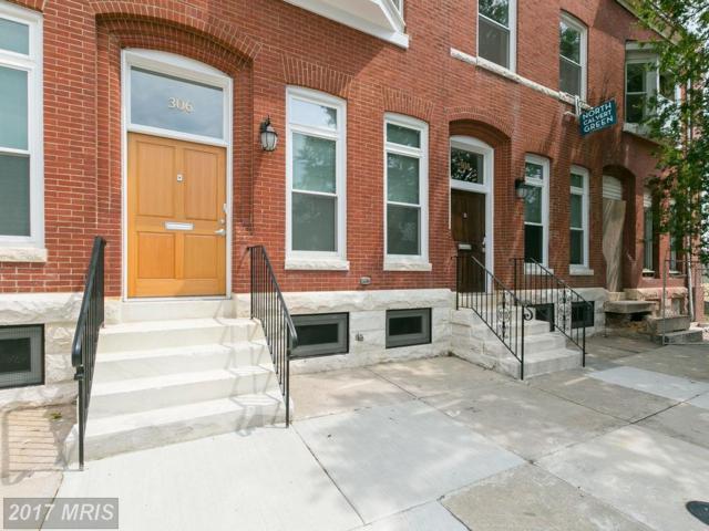 306 20TH Street E, Baltimore, MD 21218 (#BA9991582) :: LoCoMusings
