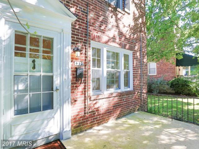 412 Old Trail Road, Baltimore, MD 21212 (#BC10021229) :: Pearson Smith Realty
