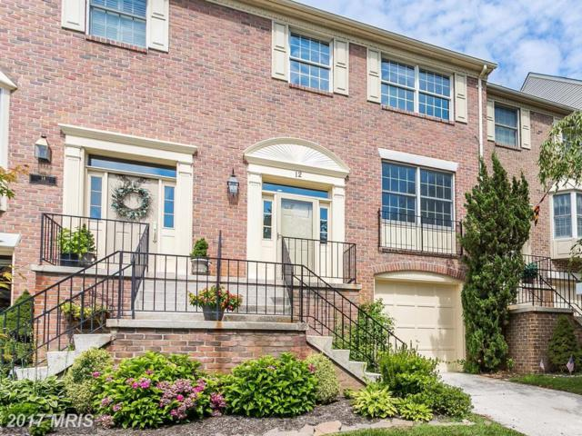 12 Hewetson Court, Lutherville Timonium, MD 21093 (#BC10027077) :: Pearson Smith Realty