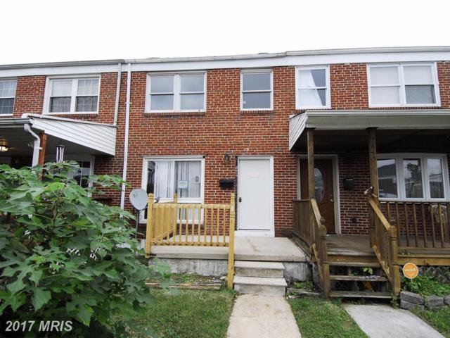 7847 Saint Boniface Lane, Baltimore, MD 21222 (#BC10042082) :: LoCoMusings