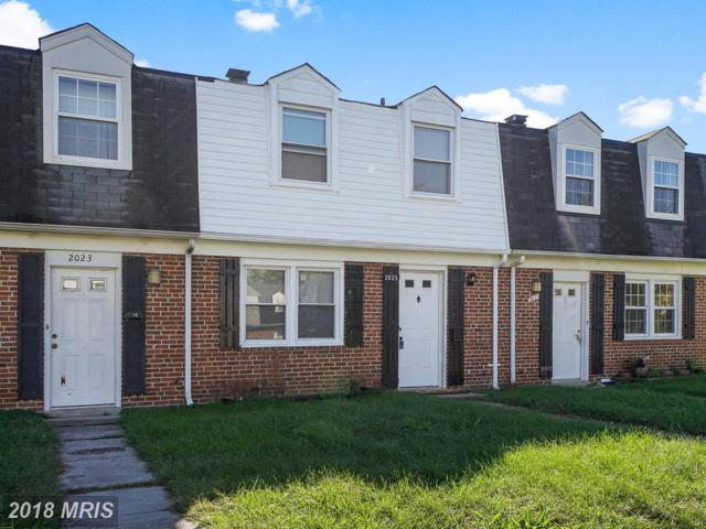 2025 Dineen Drive, Baltimore, MD 21222 (#BC10091308) :: Pearson Smith Realty