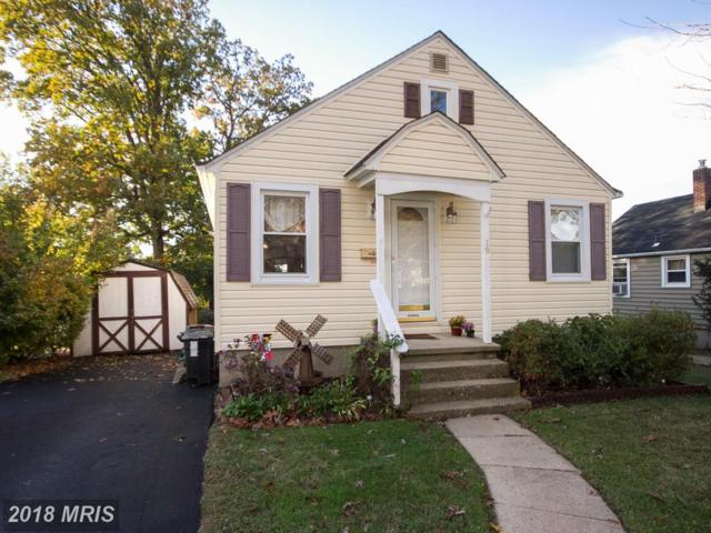 19 Belfast Road, Lutherville Timonium, MD 21093 (#BC10097416) :: Pearson Smith Realty