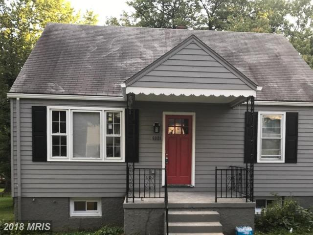 5321 Clifton Avenue, Baltimore, MD 21207 (#BC10116106) :: The Gus Anthony Team