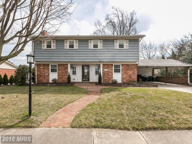 203 Chantrey Road, Lutherville Timonium, MD 21093 (#BC10177331) :: The MD Home Team