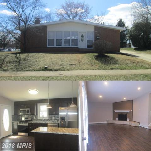 713 Kahn Drive, Baltimore, MD 21208 (#BC10183050) :: Advance Realty Bel Air, Inc
