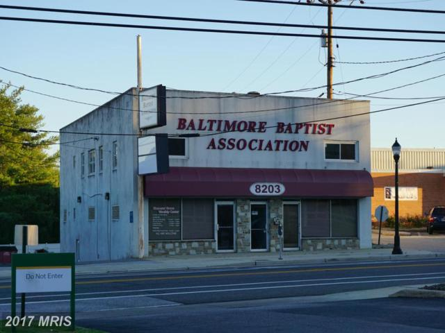 8203 Harford Road, Baltimore, MD 21234 (#BC9817172) :: LoCoMusings