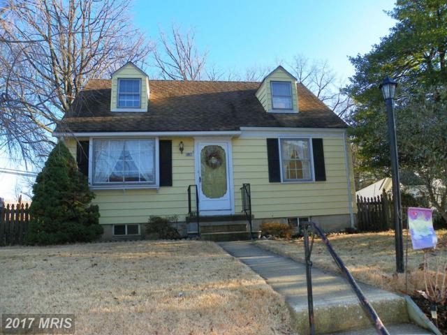 1817 Cromwood Road, Baltimore, MD 21234 (#BC9825302) :: LoCoMusings