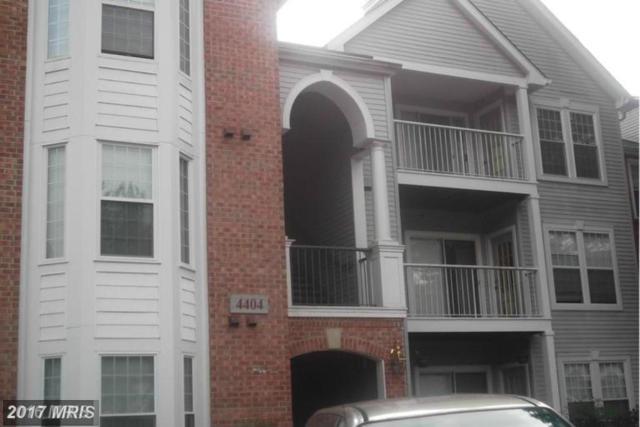 4404 Silverbrook Lane E 104, Owings Mills, MD 21117 (#BC9829208) :: LoCoMusings