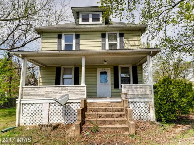 246 2ND Avenue, Baltimore, MD 21227 (#BC9916720) :: Pearson Smith Realty