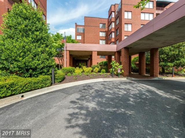 1 Gristmill Court #601, Baltimore, MD 21208 (#BC9935162) :: Pearson Smith Realty