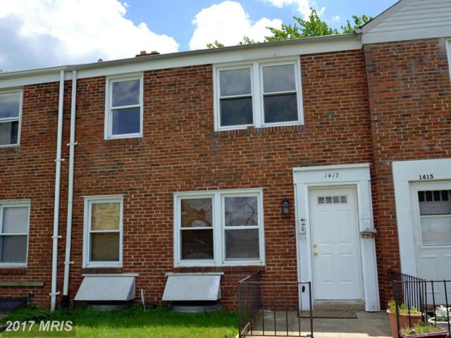 1417 Taylor Avenue, Parkville, MD 21234 (#BC9973582) :: Pearson Smith Realty