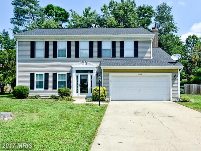 6019 Harbor Seal Court, Waldorf, MD 20603 (#CH10008751) :: LoCoMusings
