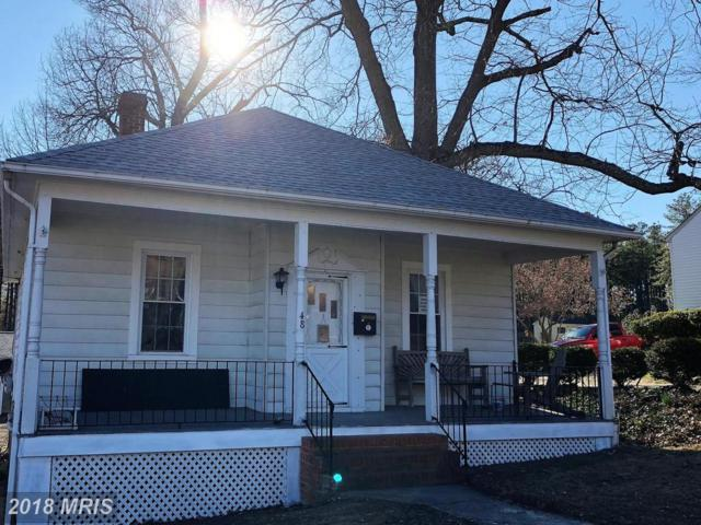 48 Mattingly Avenue, Indian Head, MD 20640 (#CH10179364) :: The Gus Anthony Team