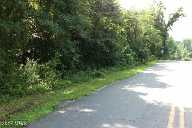 Cedar Lane, Indian Head, MD 20640 (#CH8730252) :: LoCoMusings