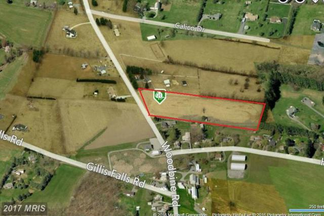 0-LOT 2 Woodbine, Woodbine, MD 21797 (#CR9780436) :: Pearson Smith Realty