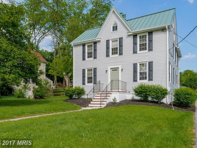 402 Main Street S, Mount Airy, MD 21771 (#CR9942316) :: LoCoMusings