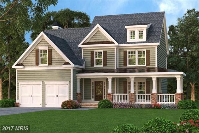 17477 Coolidge Lane, Bowling Green, VA 22427 (#CV9994784) :: LoCoMusings