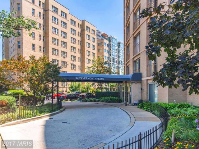 1239 Vermont Avenue NW #708, Washington, DC 20005 (#DC10092472) :: The Cox & Cox Group at Keller Williams Realty International