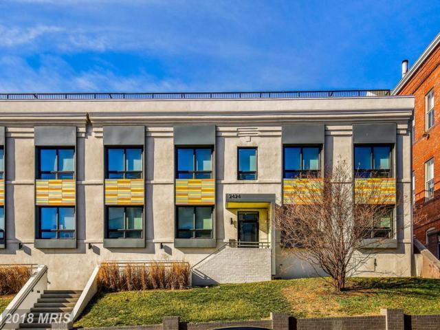 2424 17TH Street NW #104, Washington, DC 20009 (#DC10146960) :: The Cox & Cox Group at Keller Williams Realty International