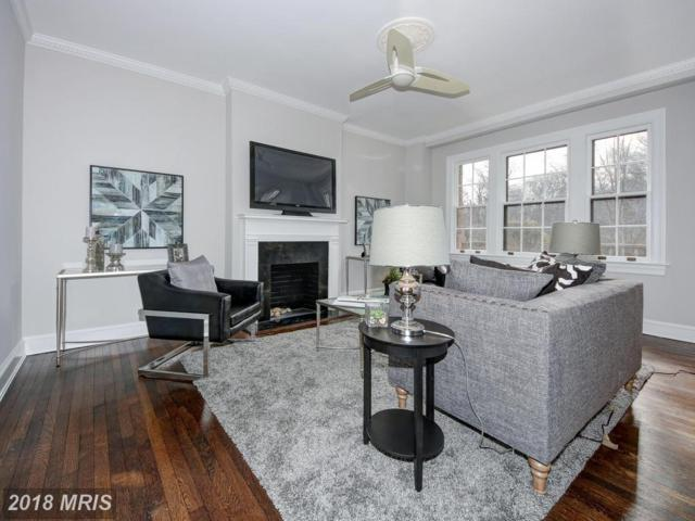 3041 Sedgwick Street NW 103-D, Washington, DC 20008 (#DC10156602) :: SURE Sales Group