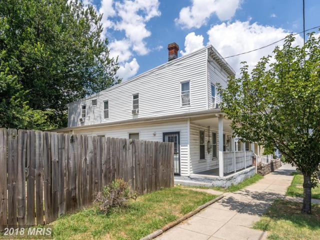 1447 22ND Street SE, Washington, DC 20020 (#DC10268310) :: SURE Sales Group