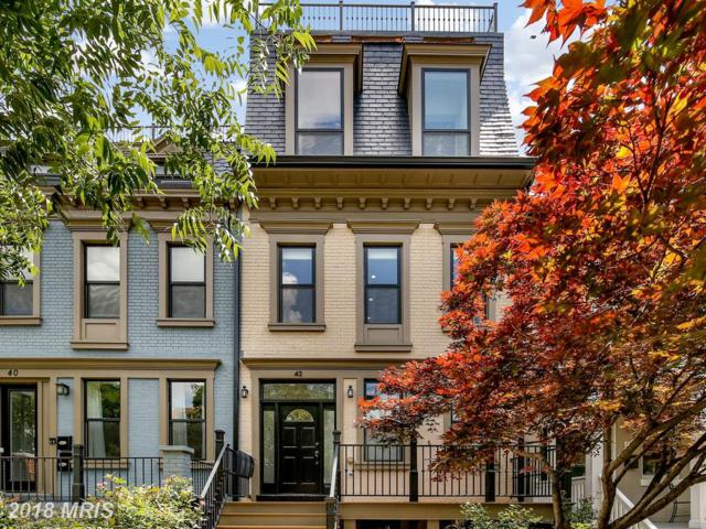 42 W Street NW #2, Washington, DC 20001 (#DC10283491) :: Keller Williams Pat Hiban Real Estate Group